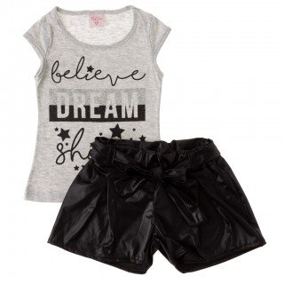conjunto infantil feminino dream by gus 46